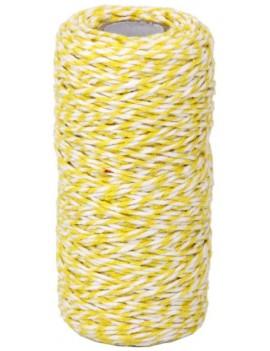 Yellow and White...