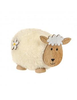 Easter Fuzzy Lamb