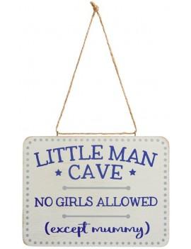 Little Man Cave...