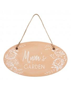 Mum's Garden...